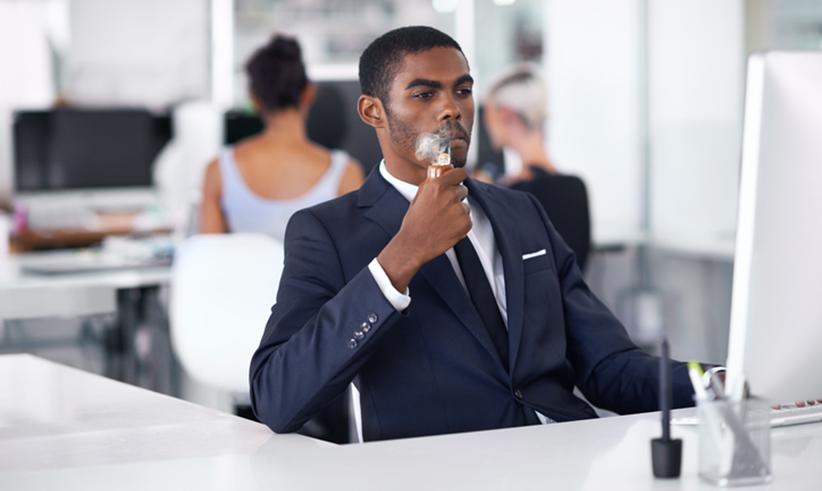 rauchen und dampfen am arbeitsplatz diese dinge sind zu. Black Bedroom Furniture Sets. Home Design Ideas